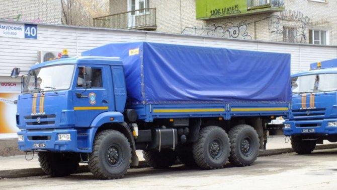 Какие грузовики популярны вРоссии?