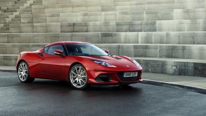 Фирма Lotus подготовила спорткар «накаждый день»
