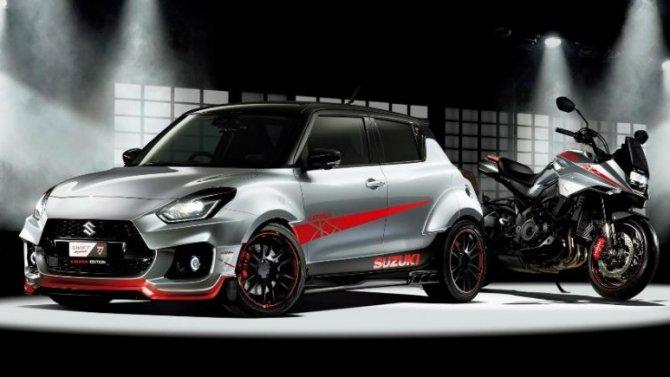 Suzuki Swift получил спортивную спецверсию