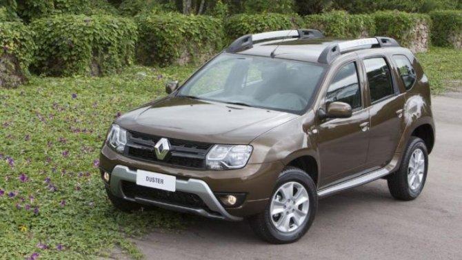 Renault Duster становится дефицитным