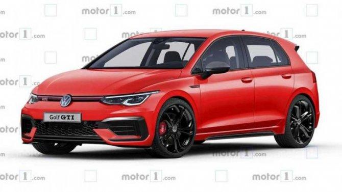 Какими будут самые мощные Volkswagen Golf?