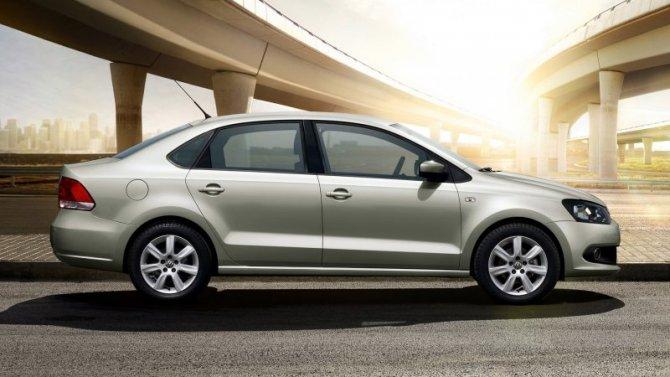 Появились специальные предложения напокупку Volkswagen Polo
