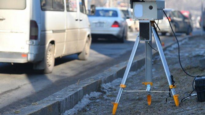 ВПодмосковье появились новые дорожные камеры