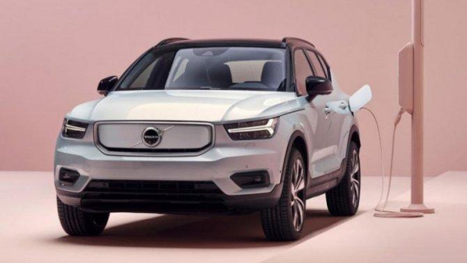 Volvo XC90 станет электромобилем