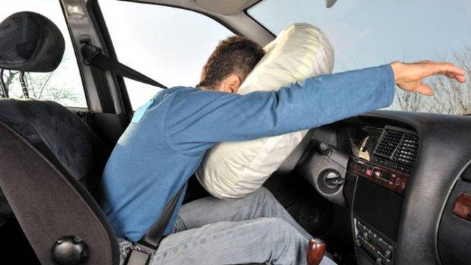 Немного важного оподушках безопасности вавтомобилях