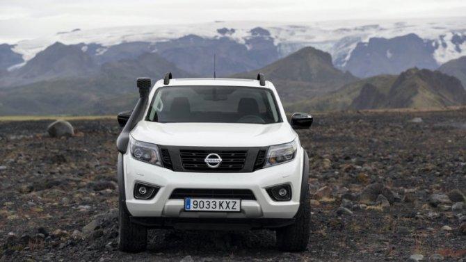 Обновлена экстремальная версия пикапа Nissan Navara