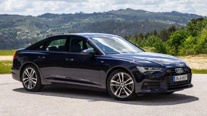 Audi A6 получил две спецверсии для России