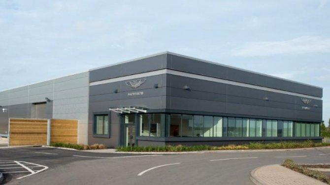 Уфирмы Aston Martin новые владельцы