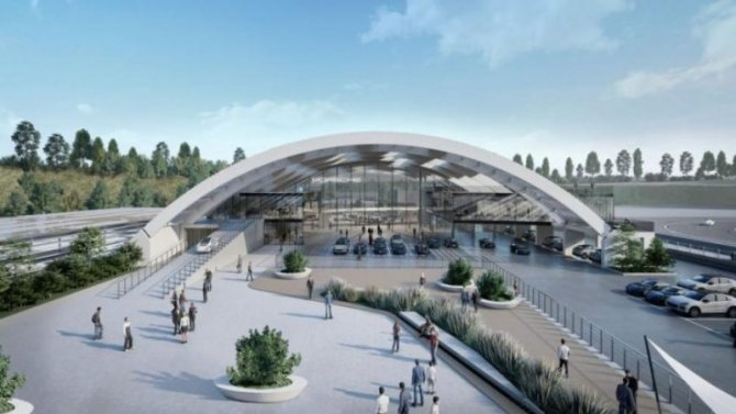 Фирма Porsche строит вИталии новый исследовательский центр