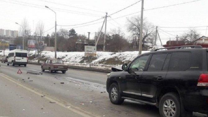 2-летний ребенок пострадал в ДТП в Волгограде