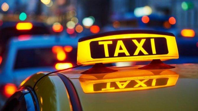 Судимым гражданам запретят работать в такси