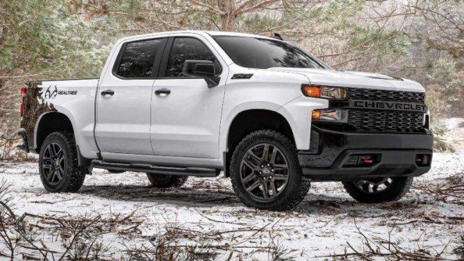 Chevrolet Silverado получил версию для любителей охоты ирыбалки