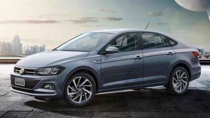 Обновлённый Volkswagen Polo: скоро вРоссии