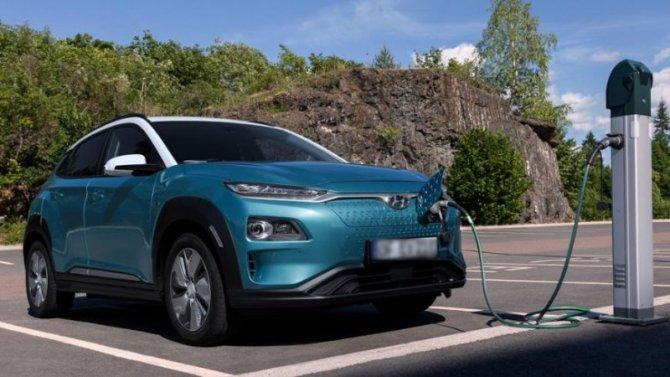 Hyundai Kona Electric попал в«Книгу рекордов Гиннесса»