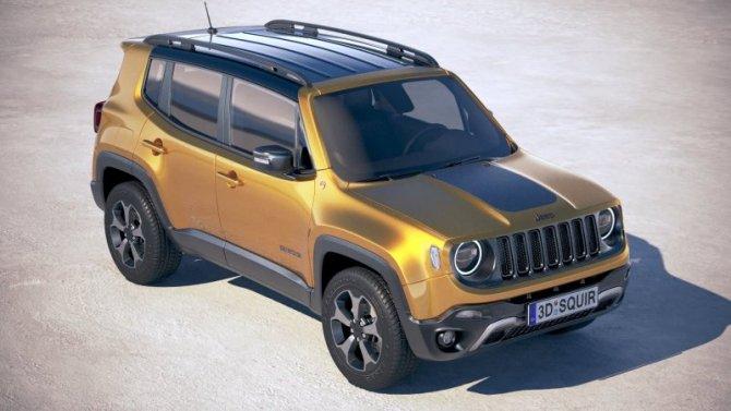 Все модели Jeep получили пакеты «зимних» опций
