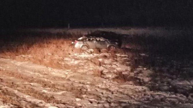 Водитель погиб в ДТП под Сызранью