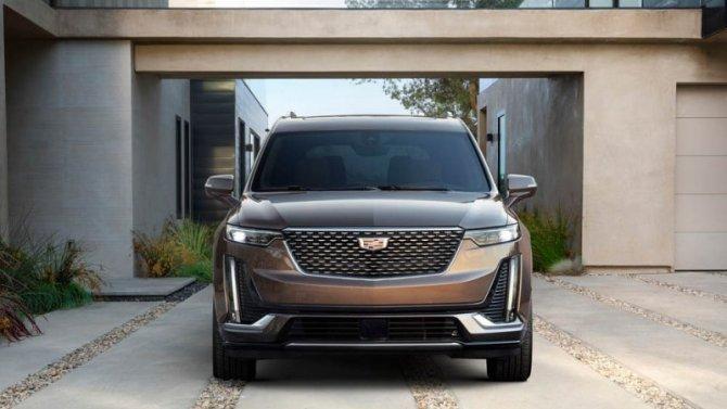 Каким будет Cadillac XT6 для России