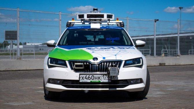ВМоскве построят новый полигон для беспилотных машин