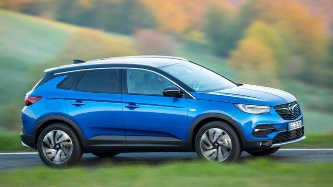Opel планирует расширить модельный ряд вРоссии