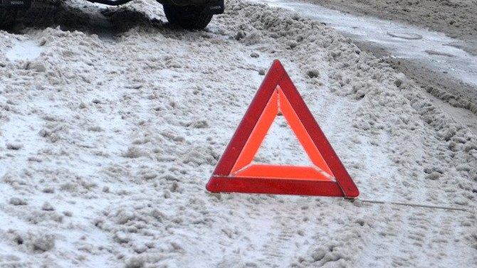 Пять человек пострадали в ДТП в Ульяновской области