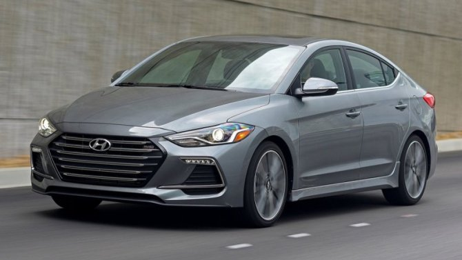 Новая Hyundai Elantra: продажи начнутся летом