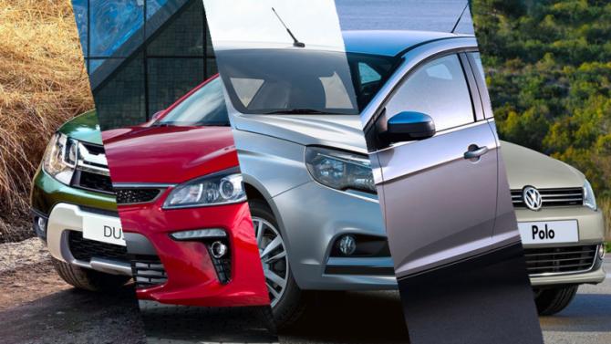 Топ-5 лучших подержанных авто за 500 тыс. рублей на начало 2020 года