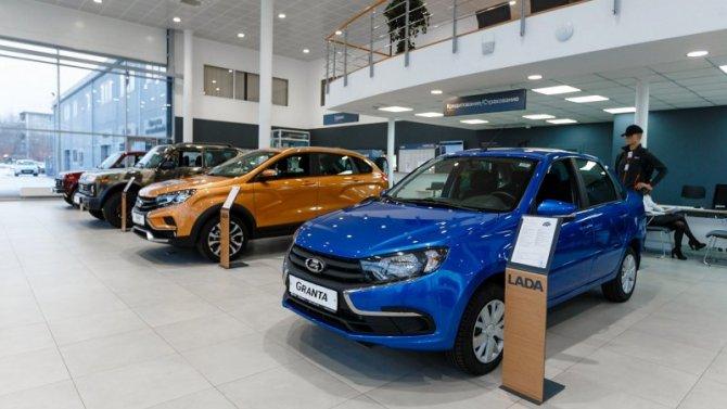 «АвтоВАЗ» открыл новый дилерский центр вБаку