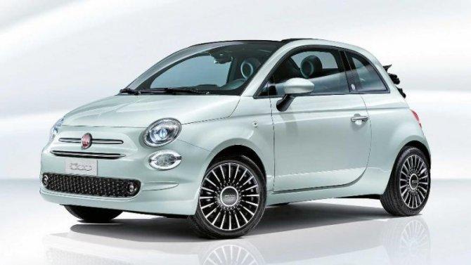 FIAT рассказал обэлектрификации своих моделей