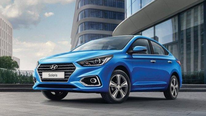 Новый Hyundai Solaris: известны сроки премьеры вРоссии