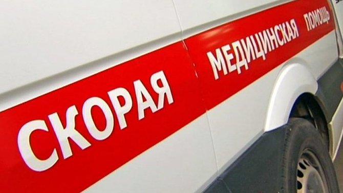 5-детняя девочка пострадала в ДТП в центре Омска