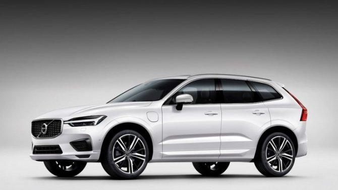 Volvo делает подарок своим покупателям