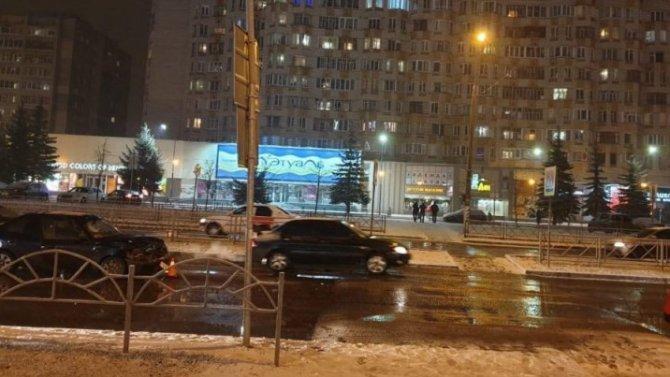Два человека пострадали в ДТП в Обнинске