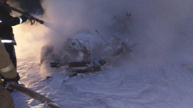 Три человека погибли в ДТП в Ковровском районе Владимирской области