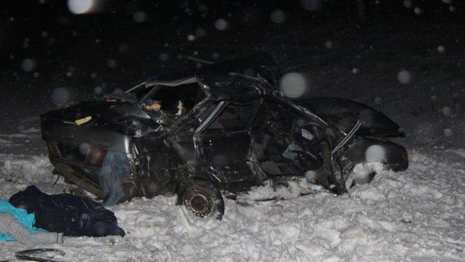Два человека погибли в ДТП с фурой в Оренбургской области