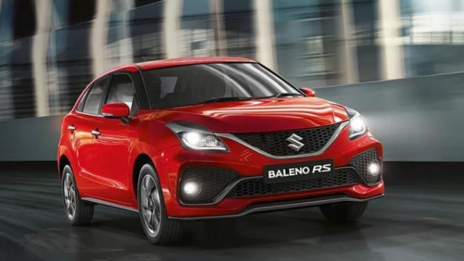 Хэтчбек Suzuki BalenoRS становится глобальной моделью