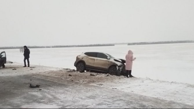 Два человека погибли в ДТП в Ульяновской области