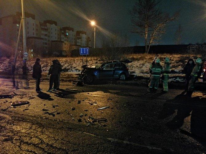 Девушка погибла в ДТП в Туле (1)