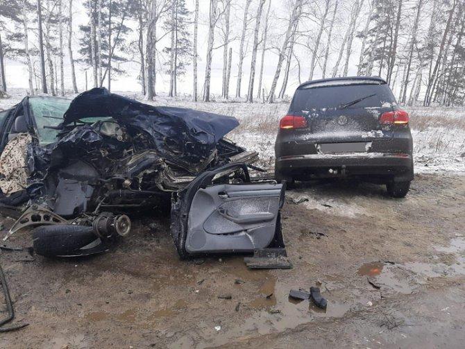 7-летняя девочка погибла в ДТП в Рязанской области (2)