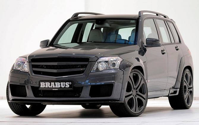 Brabus GLK V12 750 л.с.