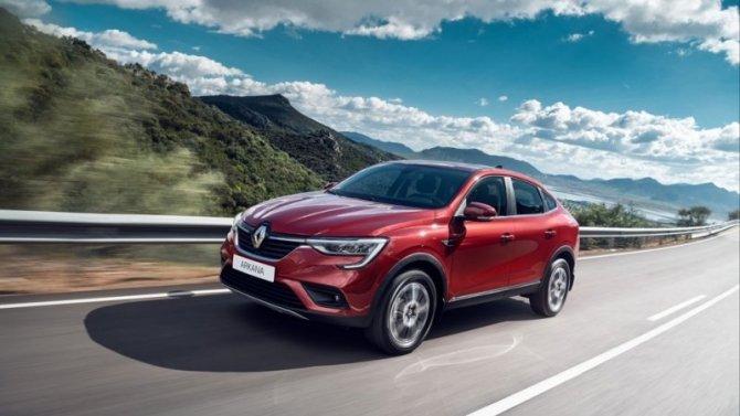 Renault Arkana расширит географию производства