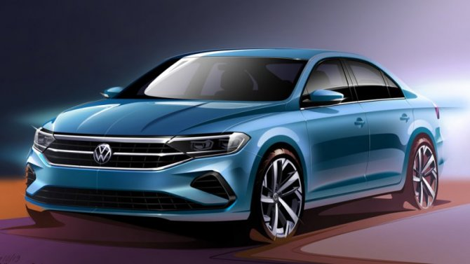 Стало известно, когда к нам приедет новый Volkswagen Polo