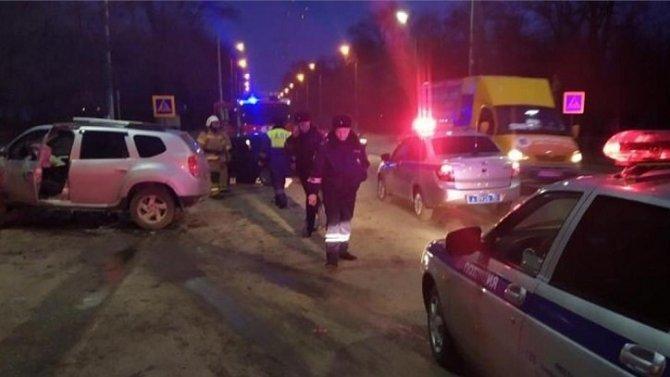 Утром в Керчи в ДТП погиб человек