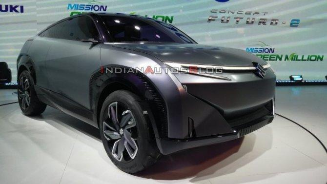 Auto Expo 2020: показан концептуальный электрокроссовер отSuzuki