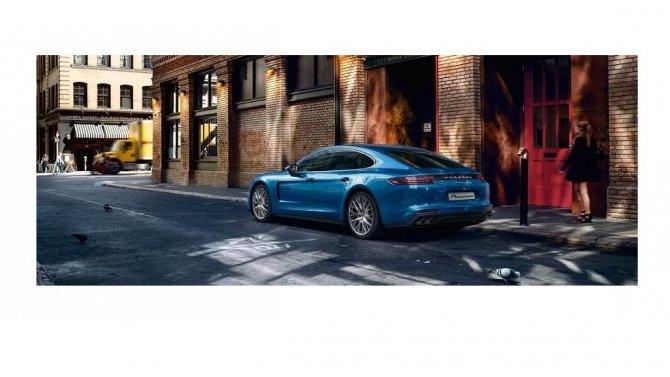 Porsche Panamera. Искусство быть впереди