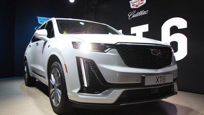 Авилон и Cadillac Russia провели презентацию абсолютно нового кроссовера XT6 и обновленного XT5.