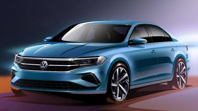 Volkswagen поделился первыми фактами о новом поколении Polo