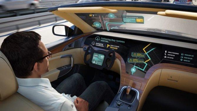 ВРоссии создан первый законопроект обеспилотных автомобилях