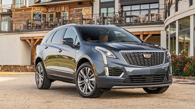 ВРоссии объявлен отзыв кроссоверов Cadillac