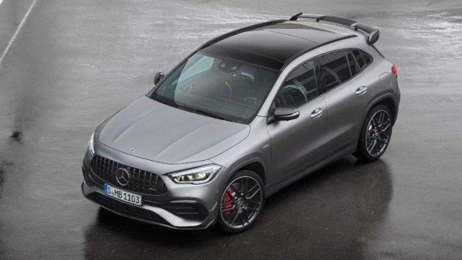 Mercedes-AMG: очередной прирост «табуна» под капотом