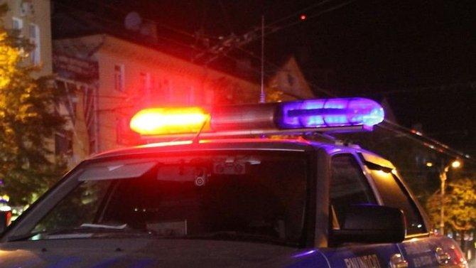 В Петербурге иномарка сбила пешехода